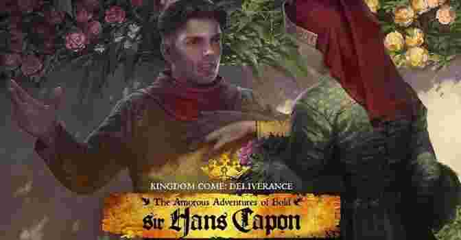 Kingdom Come: Deliverance — The Amorous Adventures