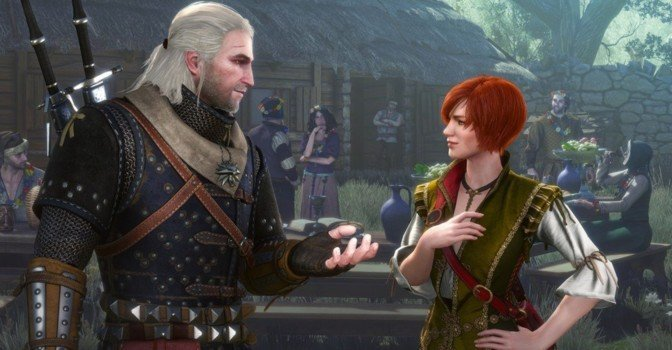 В The Witcher 3 появились сохранения между Switch и ПК