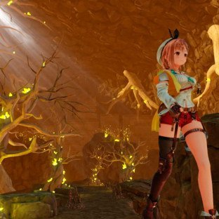 Скриншот Atelier Ryza 2: Lost Legends and the Secret Fairy