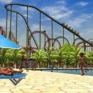 Скриншот RollerCoaster Tycoon 3: Complete Edition