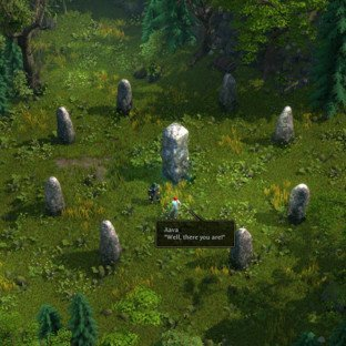 Скриншот Druidstone: The Secret of the Menhir Forest