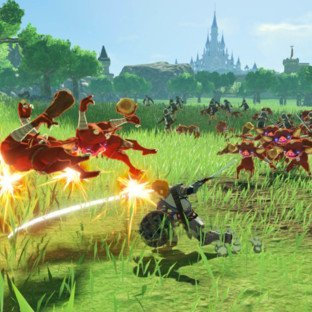 Скриншот Hyrule Warriors: Age of Calamity