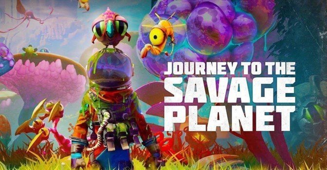 Обзор Journey to the Savage Planet — Sci-fi милота