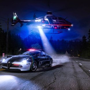 Скриншот Need for Speed Hot Pursuit Remastered