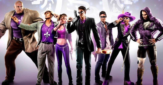 Состоялся релиз Saints Row: The Third Remastered