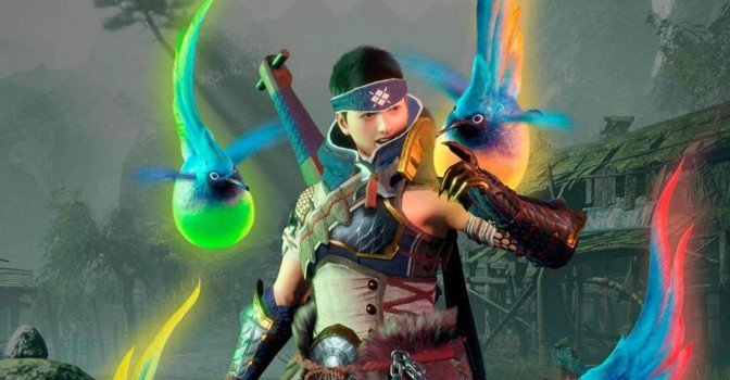 В 2022 году Monster Hunter Rise выйдет на ПК